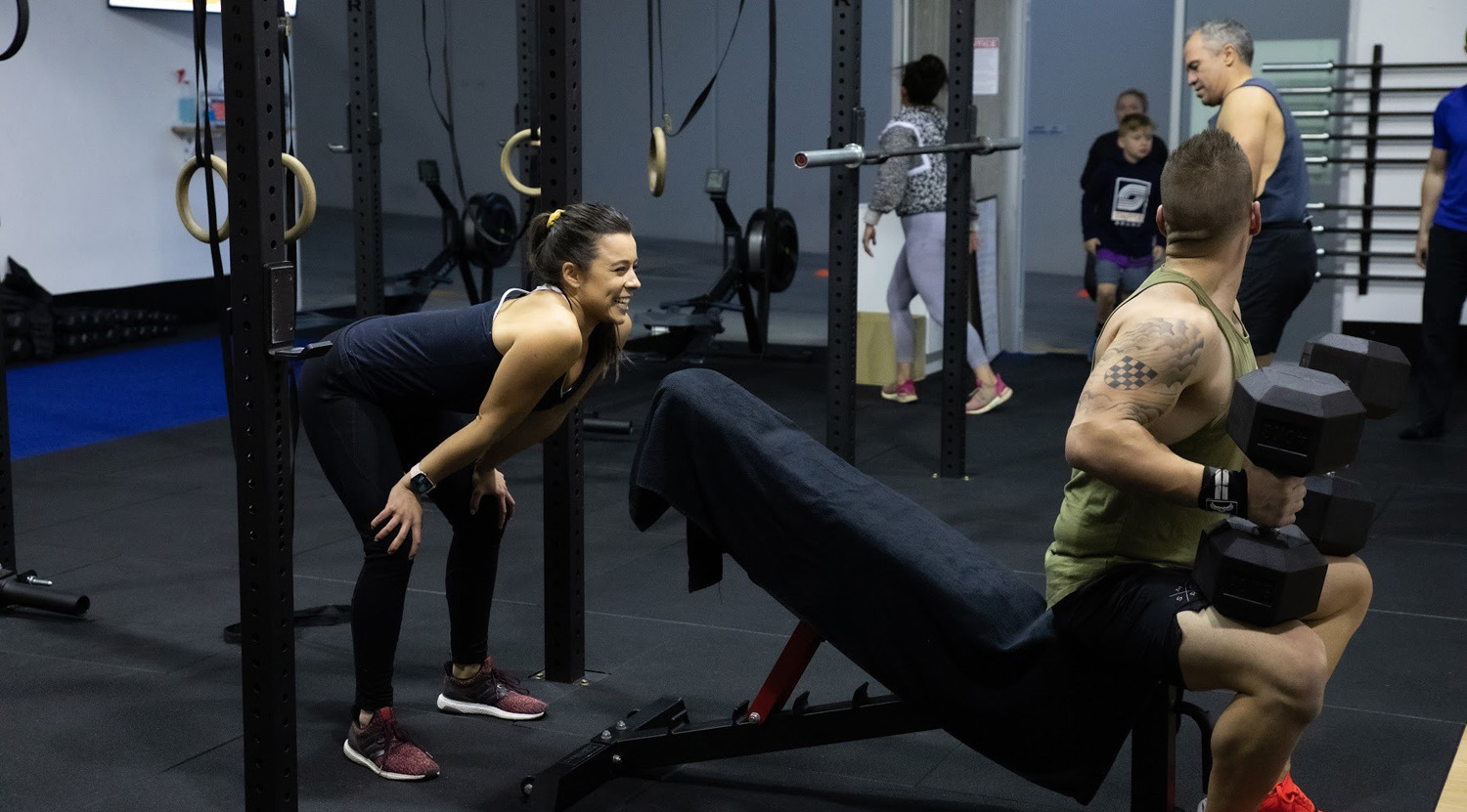 Personal training packages in GSD Performance