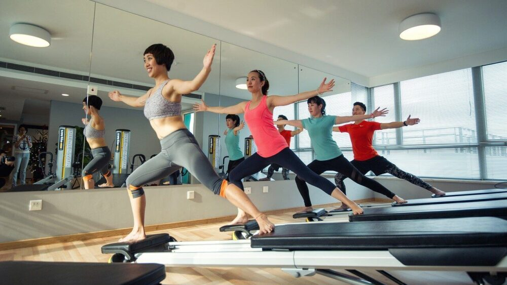 Some amazing benefits of Group Fitness Classes!